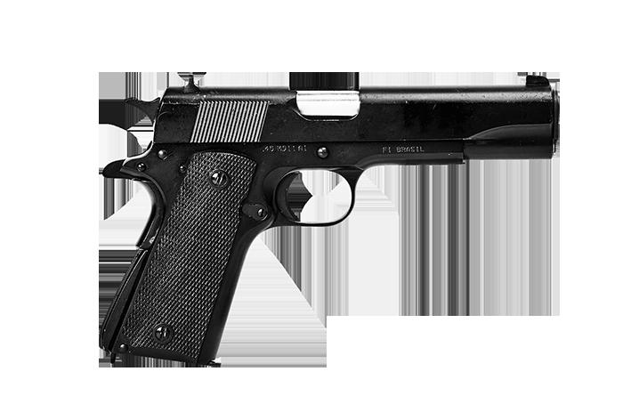 PISTOLA IMBEL 45 M911A1