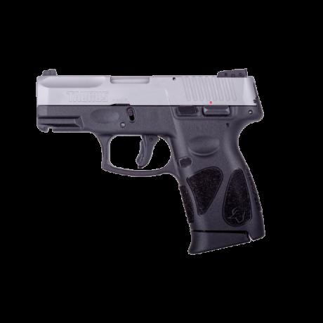 """Pistola Taurus G2C .40 S&W 3"""" 10+1 - Inox Fosco"""