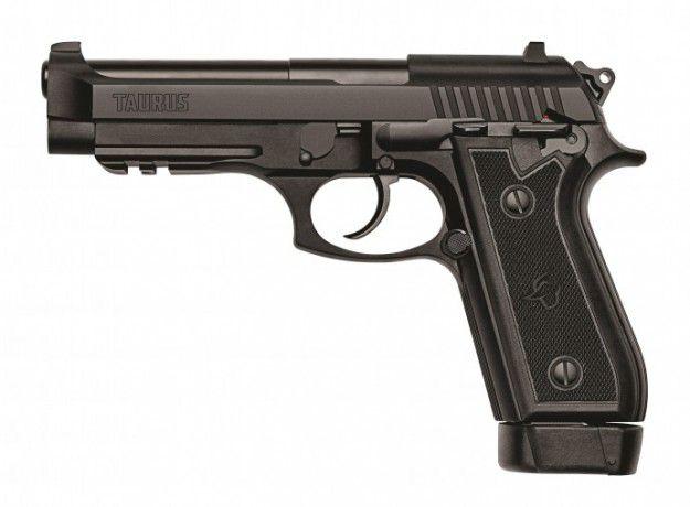 Pistola Taurus PT 59 S - Cal .380 ACP 19 tiros - Oxidada