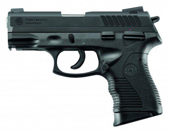 Pistola Taurus PT 838C Cal.380 ACP - Oxidada