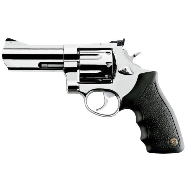 "Revolver Taurus RT838 Cal.38 - 8 Tiros - Cano 4"" - Inox Alto Brilho"