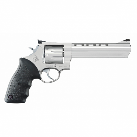 "Revolver Taurus RT838 Cal.38 - 8 Tiros - Cano 6,5"" - Inox Alto Brilho"