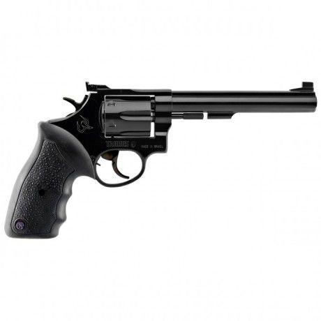 """Revolver Taurus RT 86 Cal. 38 SPL 6 Tiros Cano 6"""" - Oxidado"""