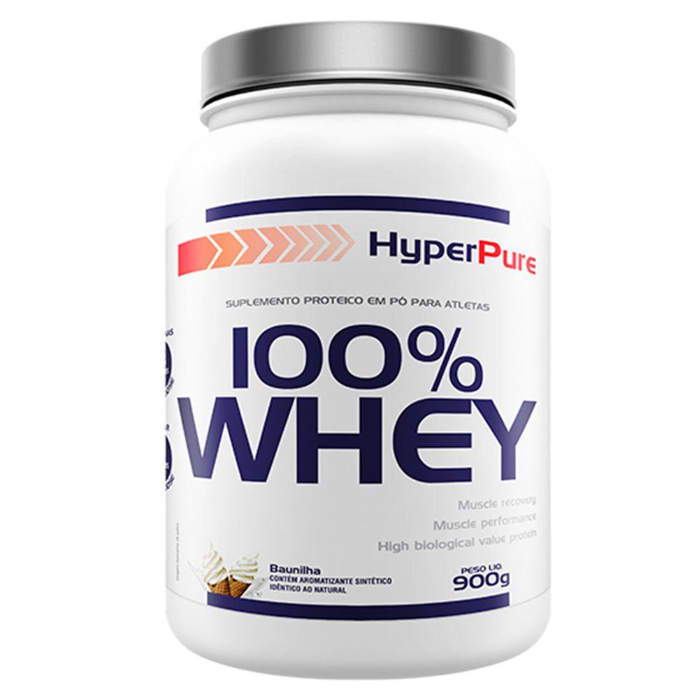Whey 100% 900g HyperPure