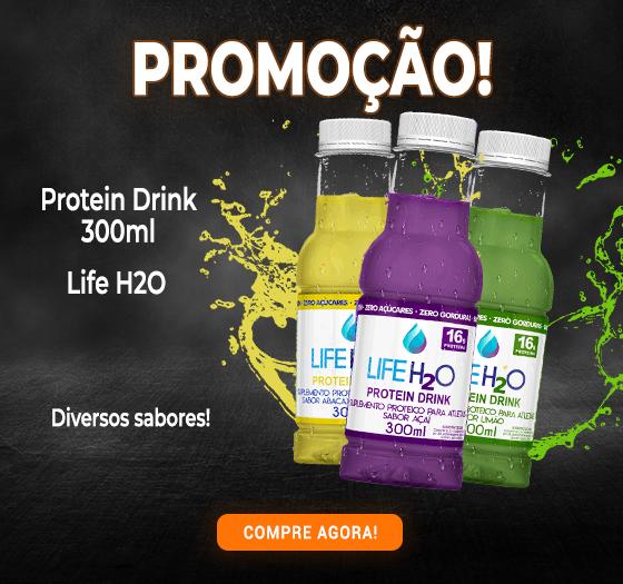 Protein Drink - Promoção Incrível!