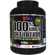 100% Whey Definition 2Kg USA Supplement