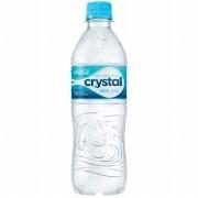 Água Mineral Natural sem Gás 500 ml Crystal