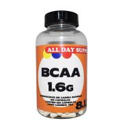 BCAA 1.6g 8:1:1 120caps All Day Supps