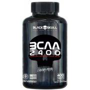 BCAA 2400mg Caveira Preta 400tabs Black Skull