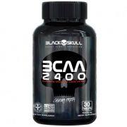 BCAA 2400mg Caveira Preta 30tabs Black Skull
