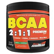 BCAA 2:1:1Premium Series 210g New Millen