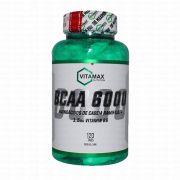 BCAA 6000 120 tabs Vitamax Nutrition