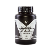 BCAA Attack 120 Caps 3VS