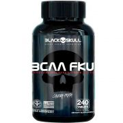 BCAA FKU Caveira Preta 240tabs Black Skull