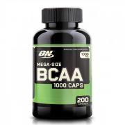 BCAA Mega Size 1000mg 200caps Optimun