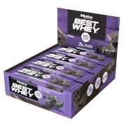 Best Whey Bar Brownie De Chocolate Cx c/ 12 Un de 32g Atlhetica