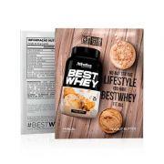 Best Whey Sachê Peanut Butter 35g Atlhetica