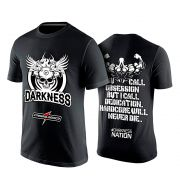 Camiseta Darkness Integralmedica