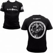 Camiseta Dry Fit Soldado Bope Black Skull