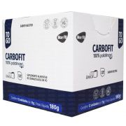 Carbofit 100% Palatinose To Go Cx C/ 12 sachês de 15g Like Fit