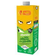 Clara de Ovo Pasteurizada Resfriada Abacaxi com Hortelã 1Kg Netto Alimentos