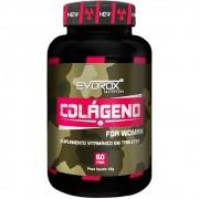 Colágeno For Woman 60 caps Evorox Nutrition