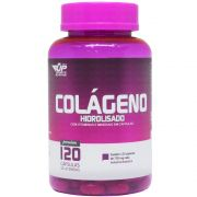 Colágeno Hidrolisado 750mg 120caps Up Sports Nutrition