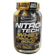 Nitro Tech Whey Isolate Gold 2,0 lbs MuscleTech