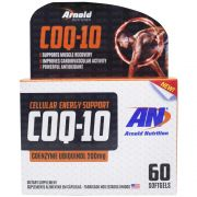COQ10 200mg 60 caps Arnold Nutrition