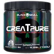 CreatPure 150g Black Skull