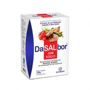 DaSalbor Sal sem Sódio 100g Sanibras
