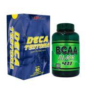 Deca Testona 60 Caps UP Sports Nutrition + BCAA BLACK 4:1:1 120 CAPS UP SPORTS NUTRITION