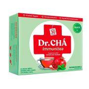 Dr. Chá Immunitea Romã Com Hortelã Cx com 30 Saches Desinchá