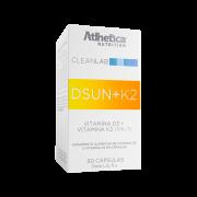 Cleanlab DSUN + K2 60caps Atlhetica