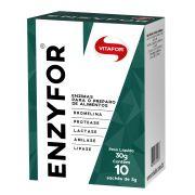 Enzyfor 10 sachês de 3g Vitafor