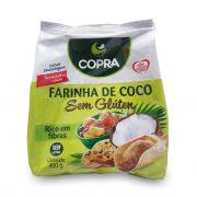 Farinha de Coco 400g Copra