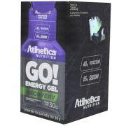 Go! Energy Gel 10 Sachês de 30g Atlhetica
