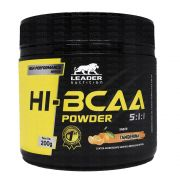 HI-BCAA Powder 5:1:1 200g Leader Nutrition