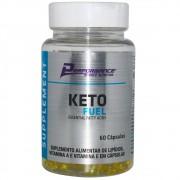Keto Fuel Essential  Fatty Acids 60 caps Performance
