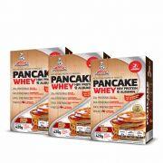 Kit 3 un Pancake Whey 420g Midway