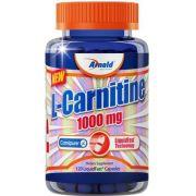 L-Carnitina 1.000mg 120 caps Arnold Nutrition