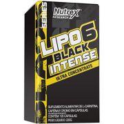 Lipo 6 Black Intense 120 Caps Nutrex