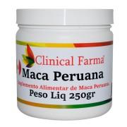 Maca Peruana 250g Clinical Farma
