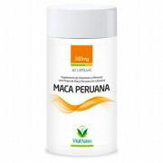 Maca Peruana 500mg 60 caps Vital Natus