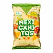 Mexicanitos Multigrãos 55g Fhom Alimentos
