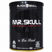 Mr Skull 22 packs Black Skull