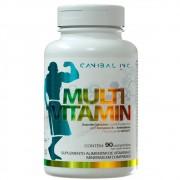 Multi Vitamin 90 tabs Canibal Inc