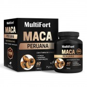 MultiFort Maca Peruana 60 Caps 350mg MultiNature