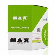 New Up Gel Power Cx c/ 10un Max Titanium