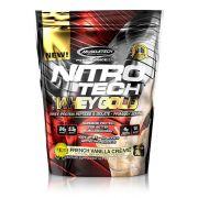 Nitro Tech 100% Whey Gold 454g MuscleTech